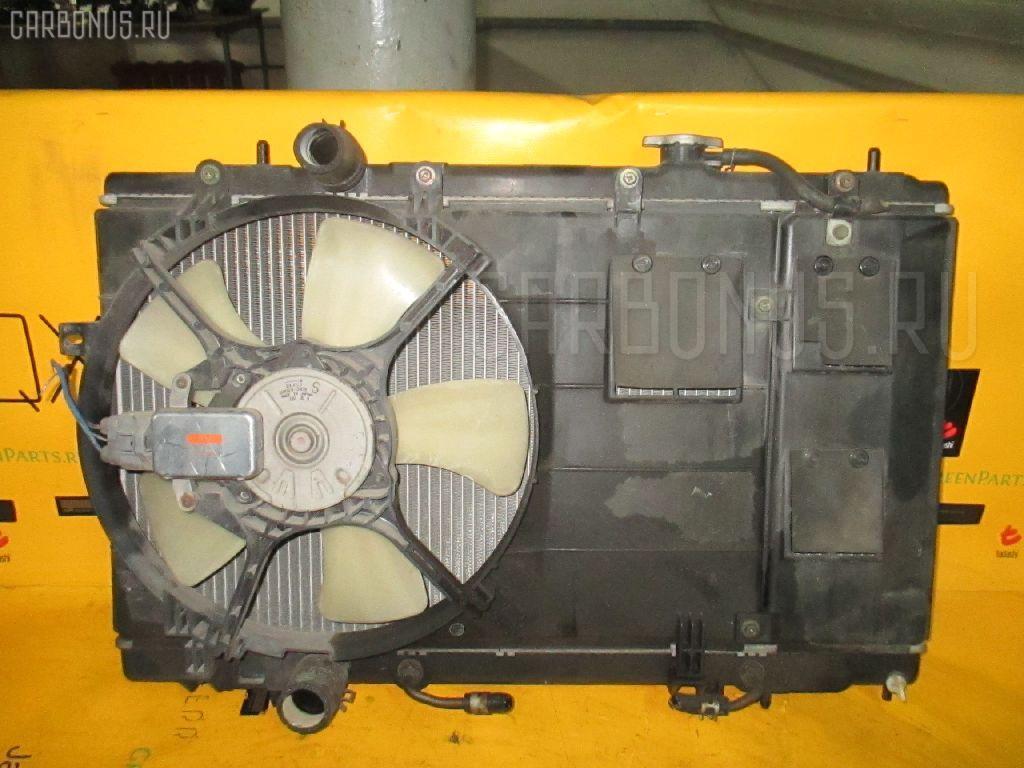 Радиатор ДВС MITSUBISHI MIRAGE DINGO CQ2A 4G15. Фото 5