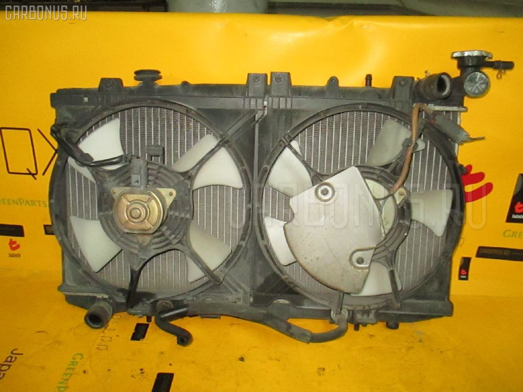 Радиатор ДВС NISSAN AD VAN VFY10 GA15DE. Фото 9