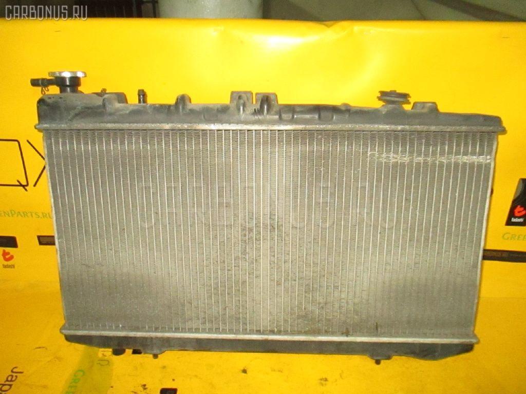 Радиатор ДВС NISSAN AD VAN VFY10 GA15DE. Фото 10