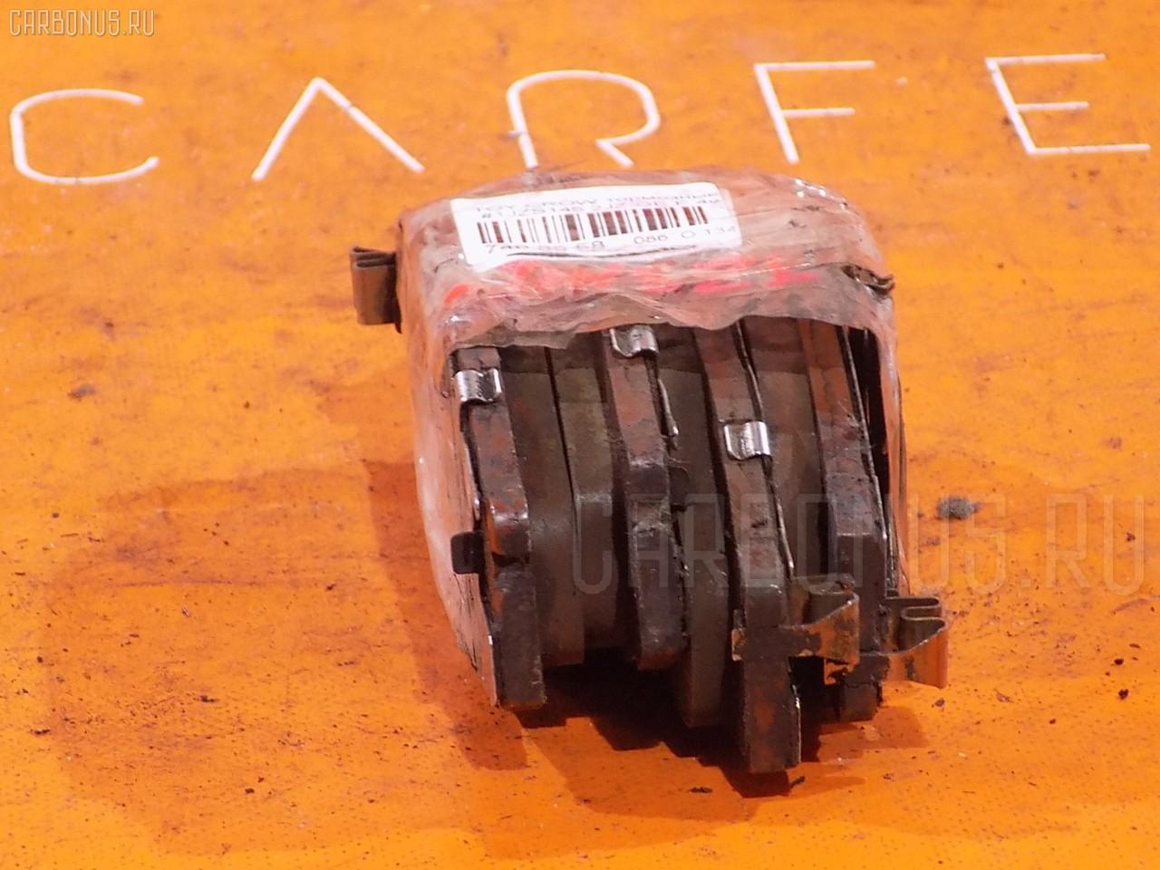 Тормозные колодки TOYOTA CROWN JZS141 1JZ-GE. Фото 7