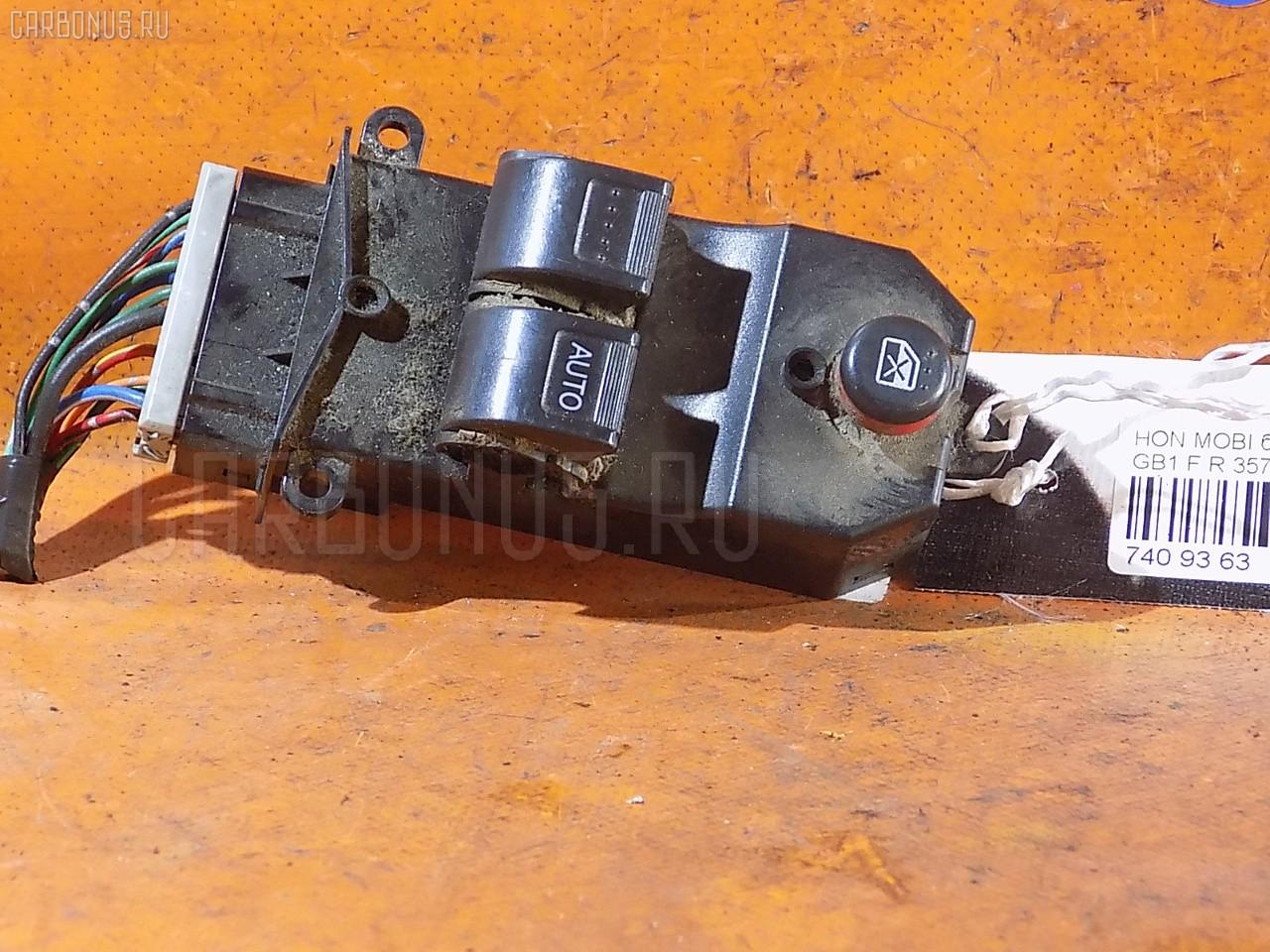 Блок упр-я стеклоподъемниками HONDA MOBILIO GB1. Фото 7