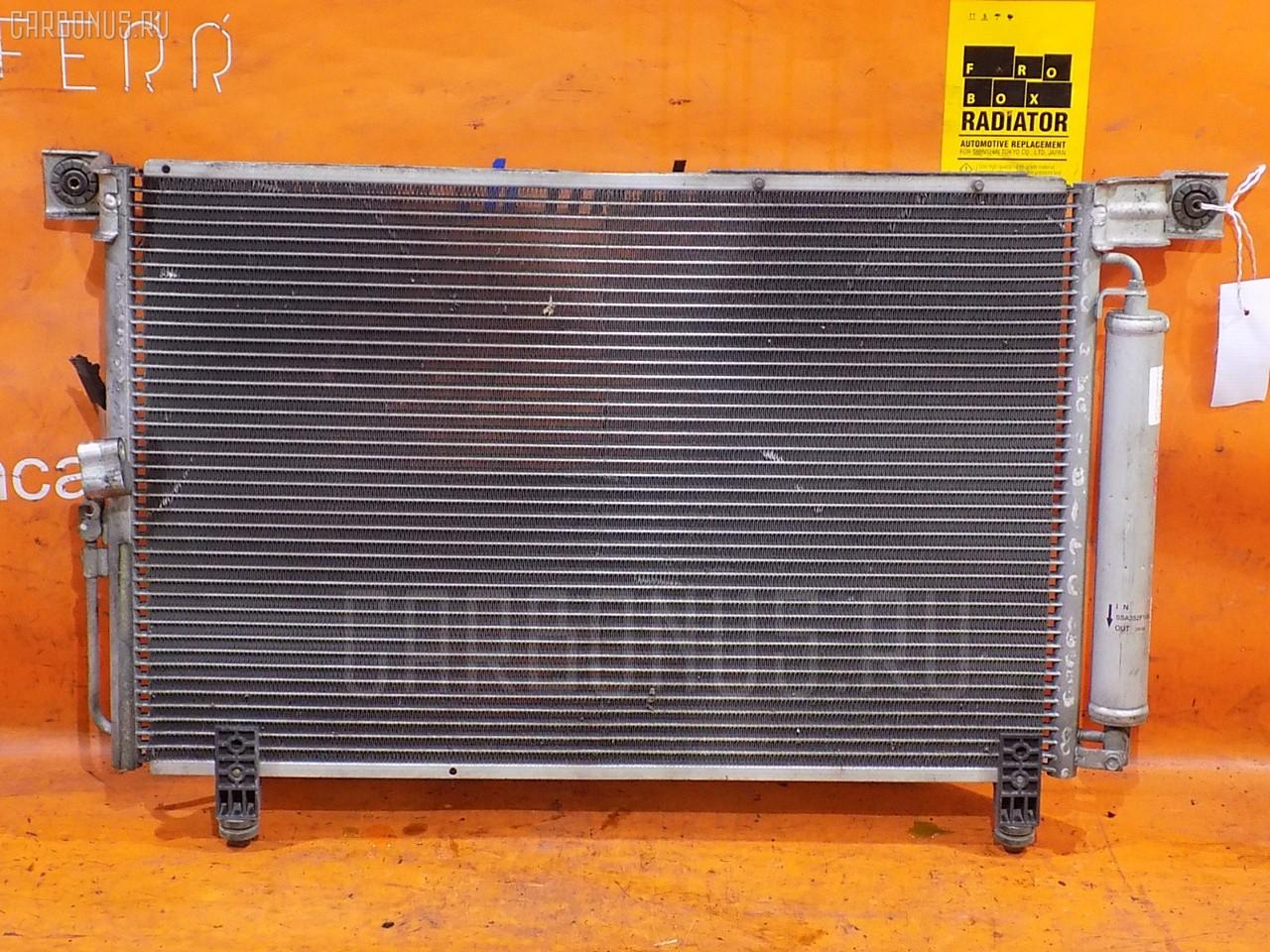 Радиатор кондиционера MITSUBISHI DION CR6W 4G94. Фото 5