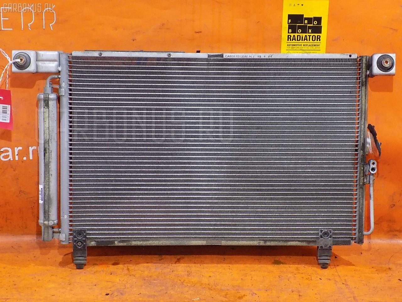 Радиатор кондиционера MITSUBISHI DION CR6W 4G94. Фото 6