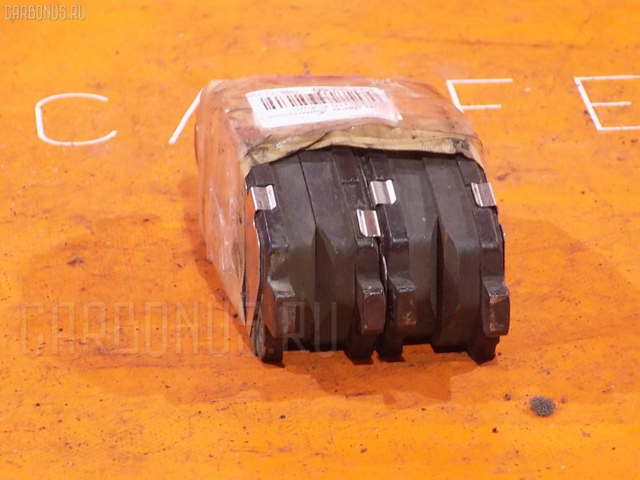 Тормозные колодки SUBARU IMPREZA WAGON GG3 EJ15. Фото 10