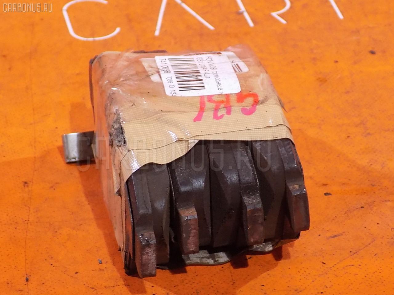 Тормозные колодки HONDA MOBILIO GB1 L15A. Фото 3