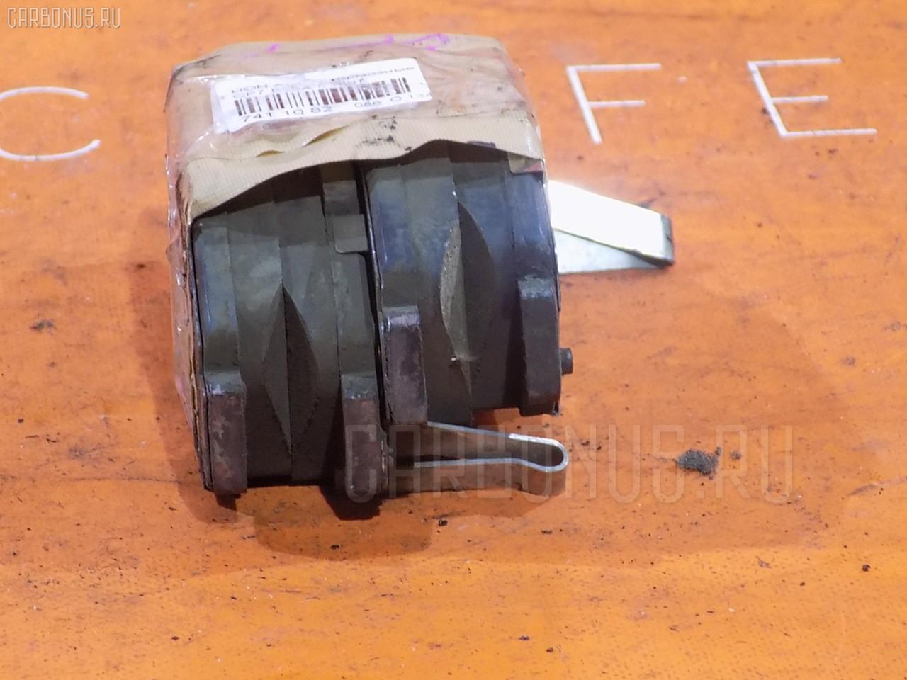 Тормозные колодки HONDA ACCORD WAGON CF7 F23A. Фото 7