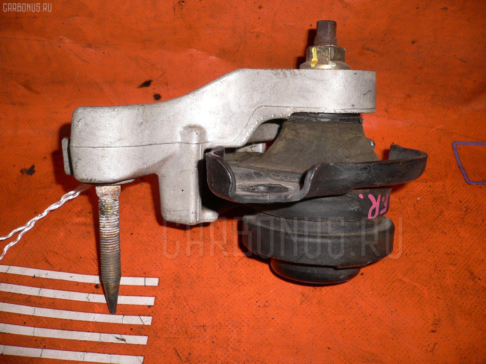 Подушка на двигатель на хонду фит