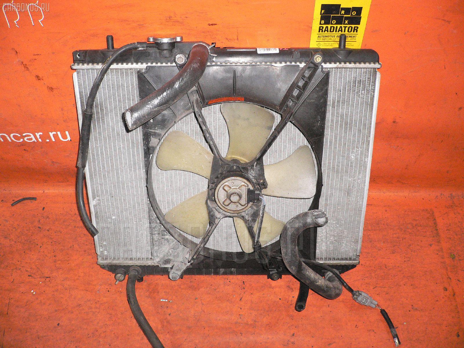 Радиатор ДВС DAIHATSU TERIOS KID J111G EF-DET. Фото 9