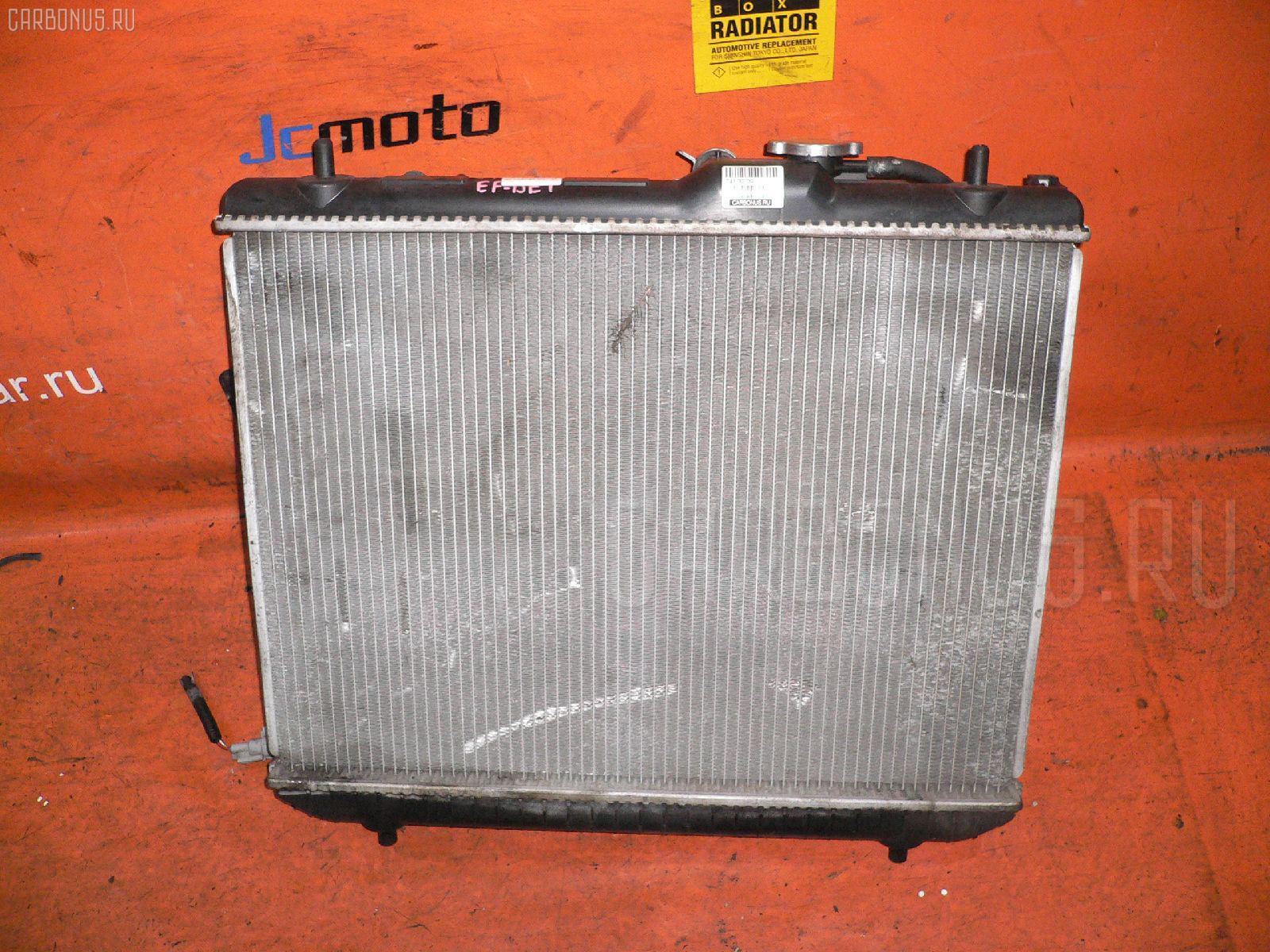 Радиатор ДВС DAIHATSU TERIOS KID J111G EF-DET. Фото 10