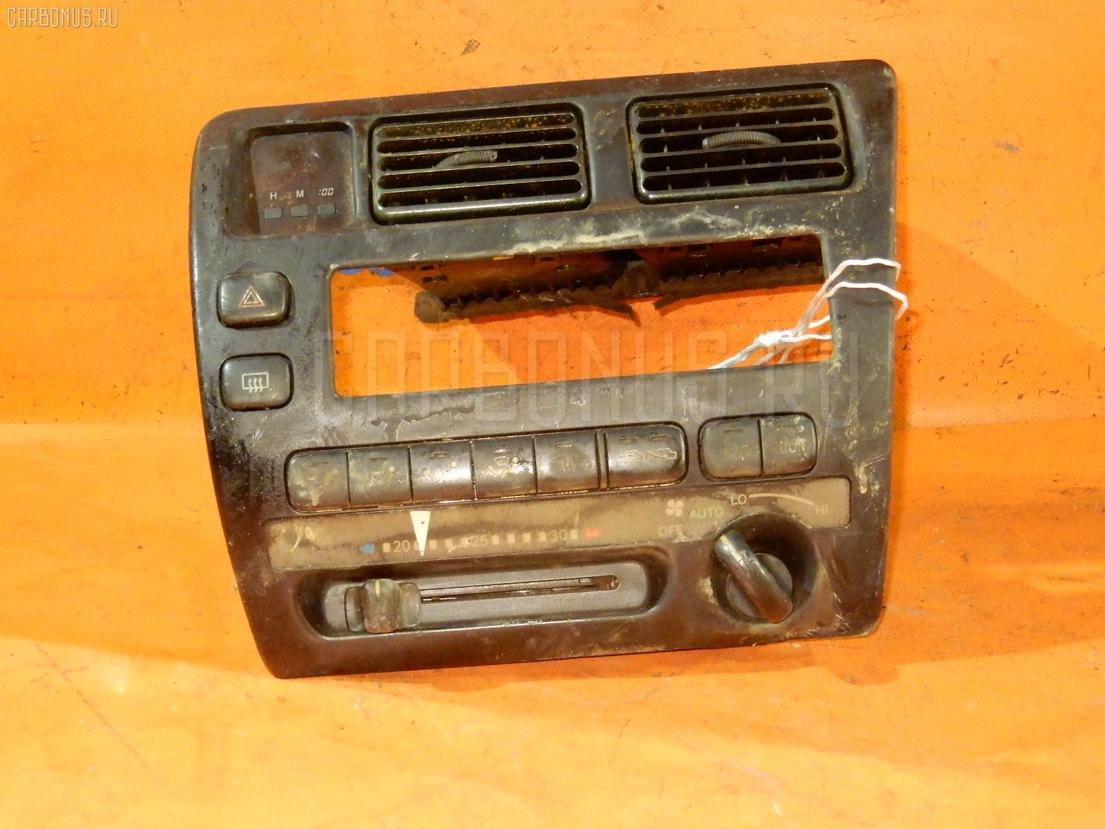 Блок управления климатконтроля TOYOTA SPRINTER AE100 5A-FE. Фото 7