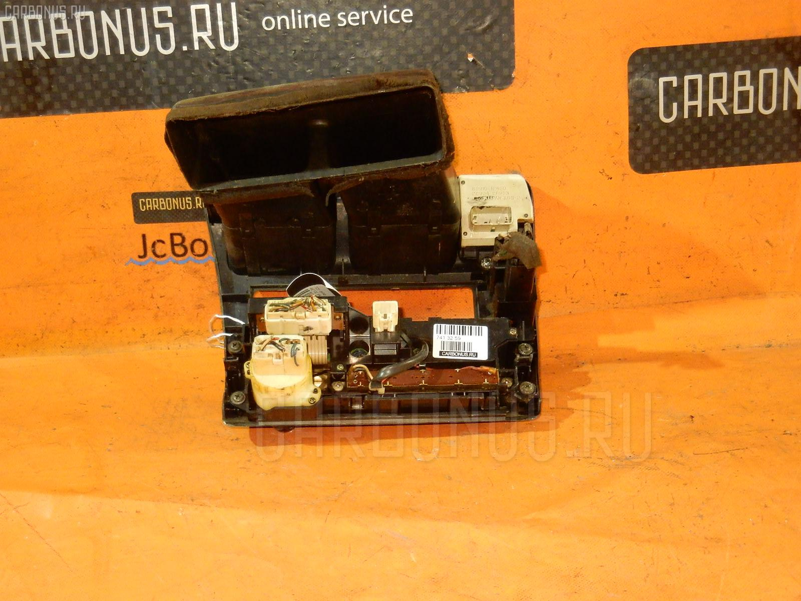 Блок управления климатконтроля TOYOTA SPRINTER AE100 5A-FE. Фото 8