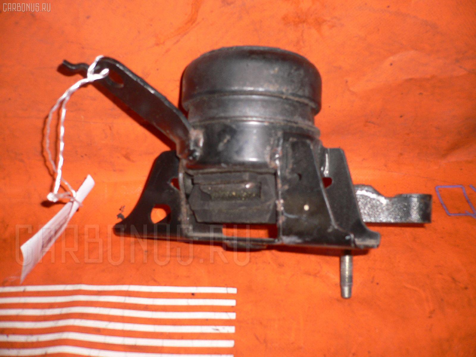 Подушка двигателя TOYOTA RACTIS SCP100 2SZ-FE. Фото 7