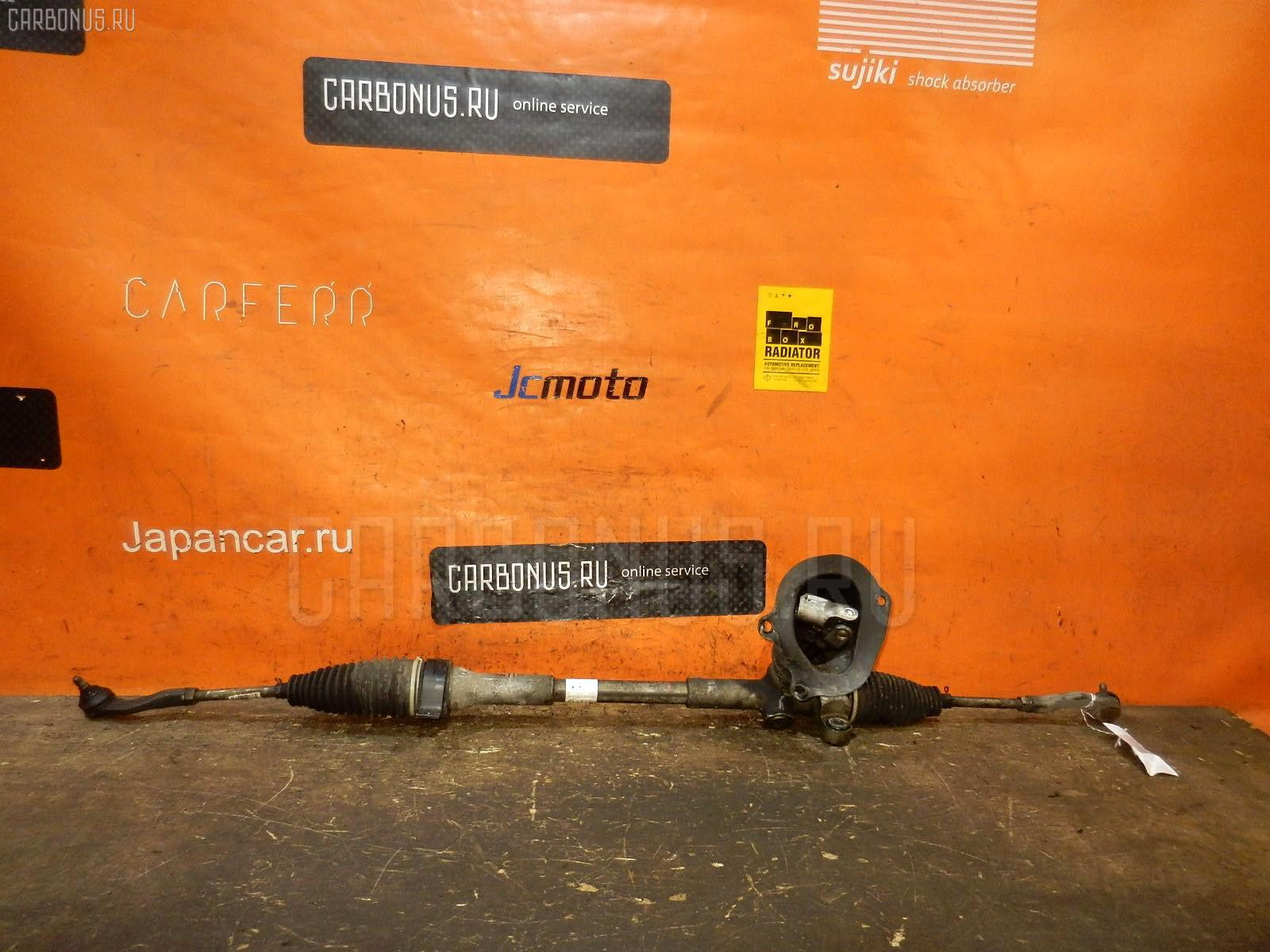Рулевая рейка TOYOTA PASSO KGC15 1KRFE. Фото 9