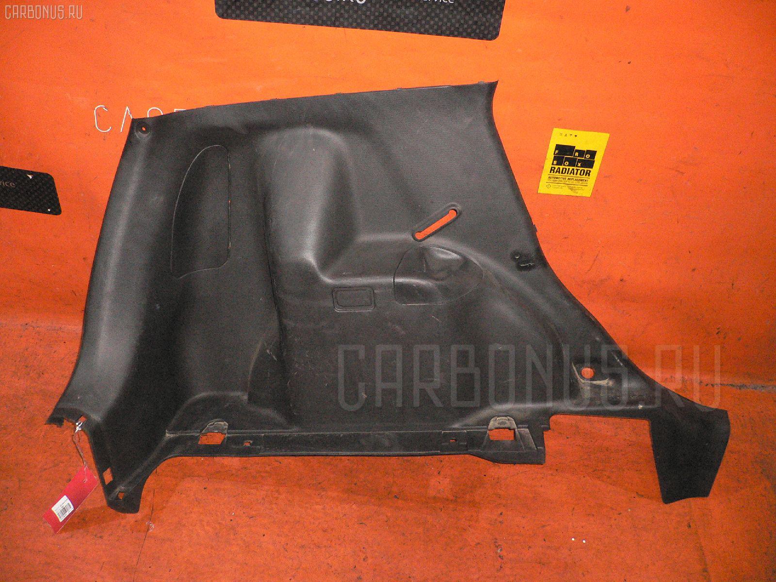 Обшивка багажника HONDA FIT GD1. Фото 7