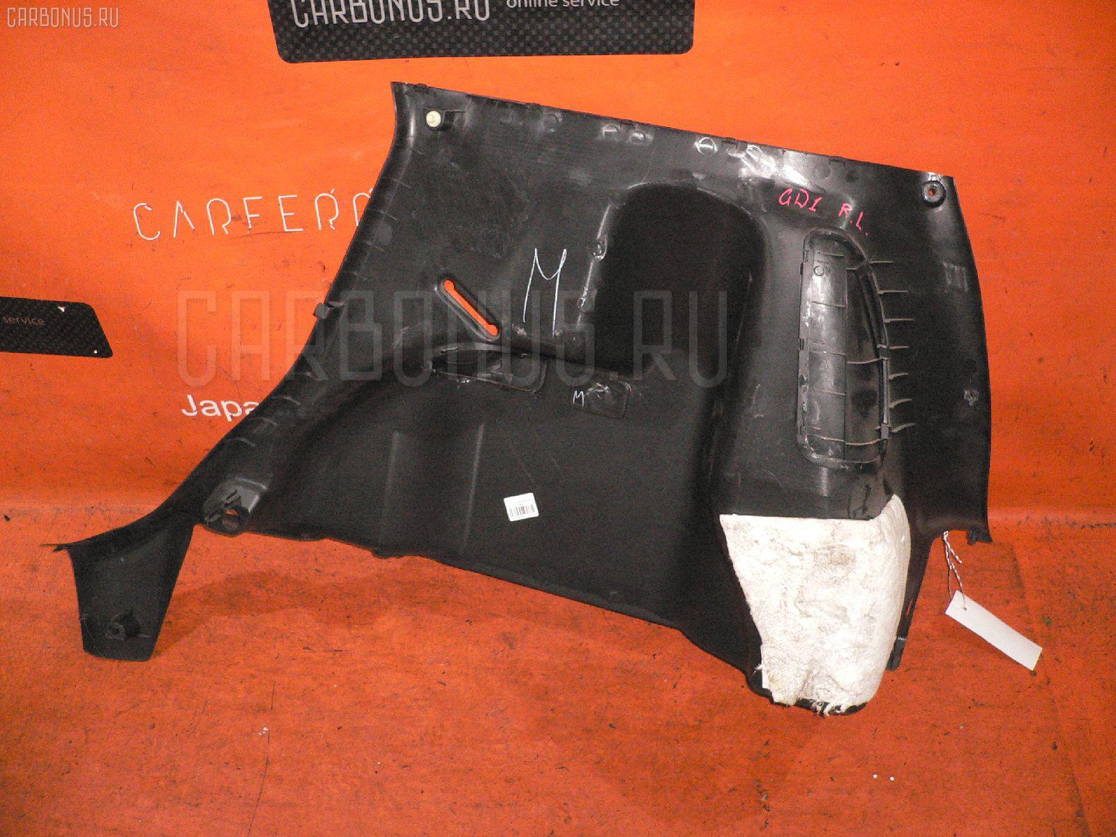 Обшивка багажника HONDA FIT GD1. Фото 8