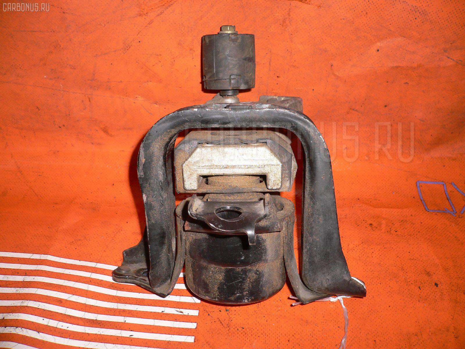 Подушка двигателя TOYOTA SIENTA NCP81G 1NZ-FE. Фото 7