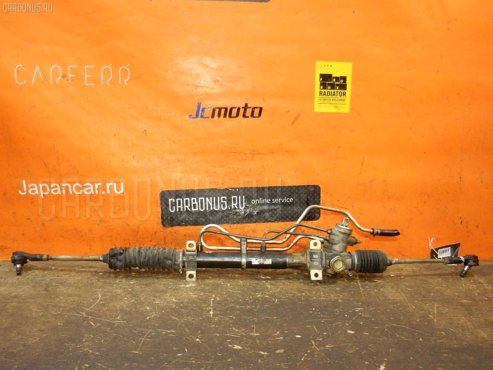Рулевая рейка MAZDA DEMIO DW5W B5-ME. Фото 3
