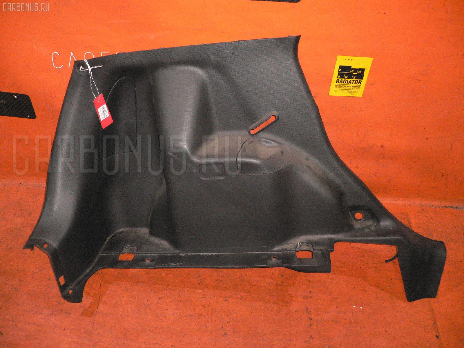 Обшивка багажника HONDA FIT GD1. Фото 9