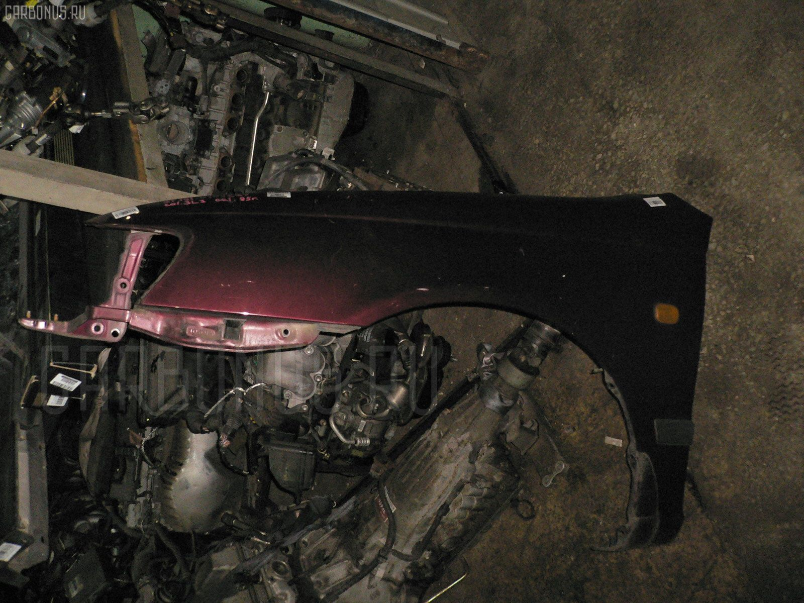 Крыло переднее TOYOTA CALDINA ST191G. Фото 9