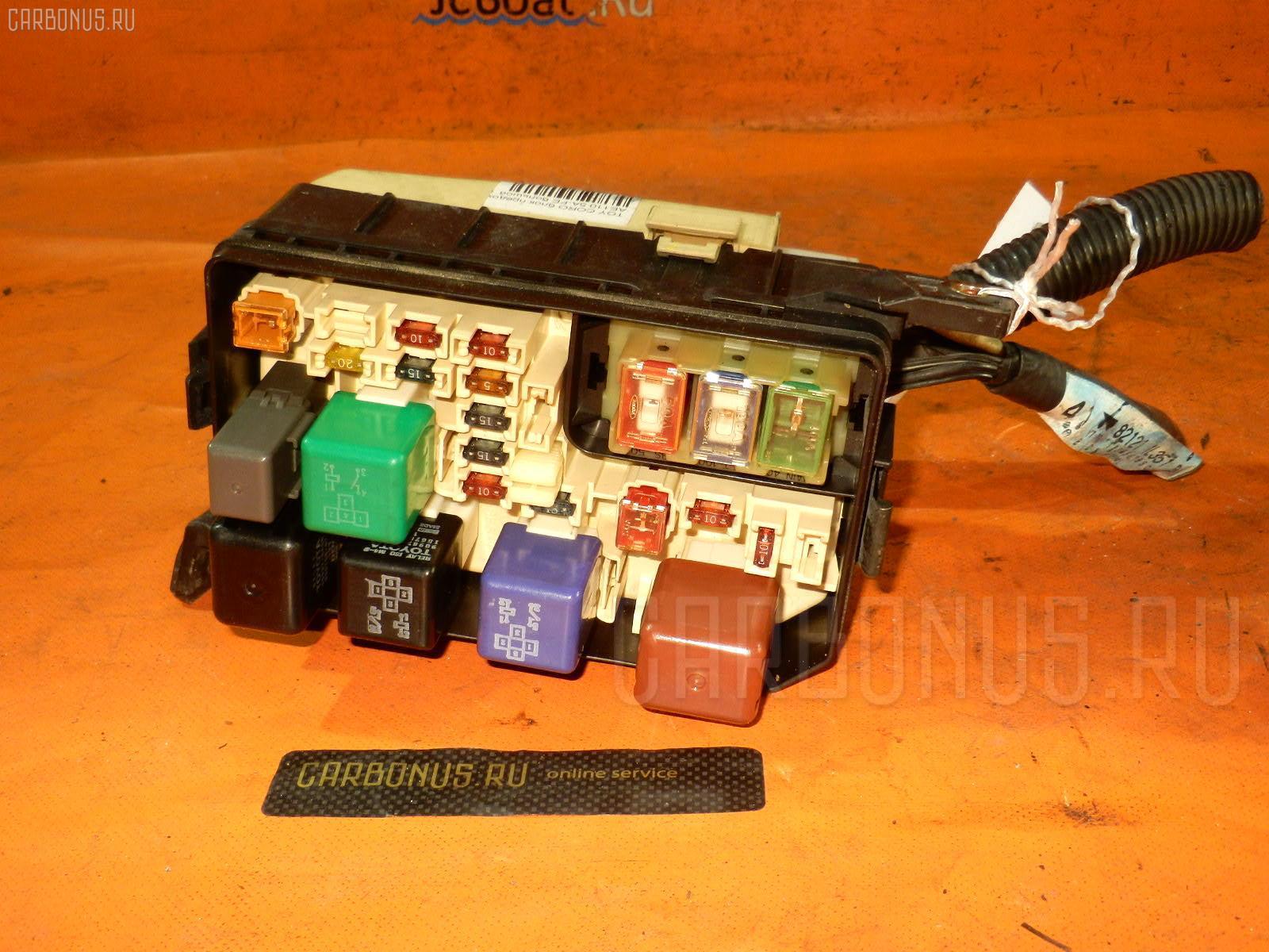 Блок предохранителей TOYOTA COROLLA AE110 5A-FE. Фото 10