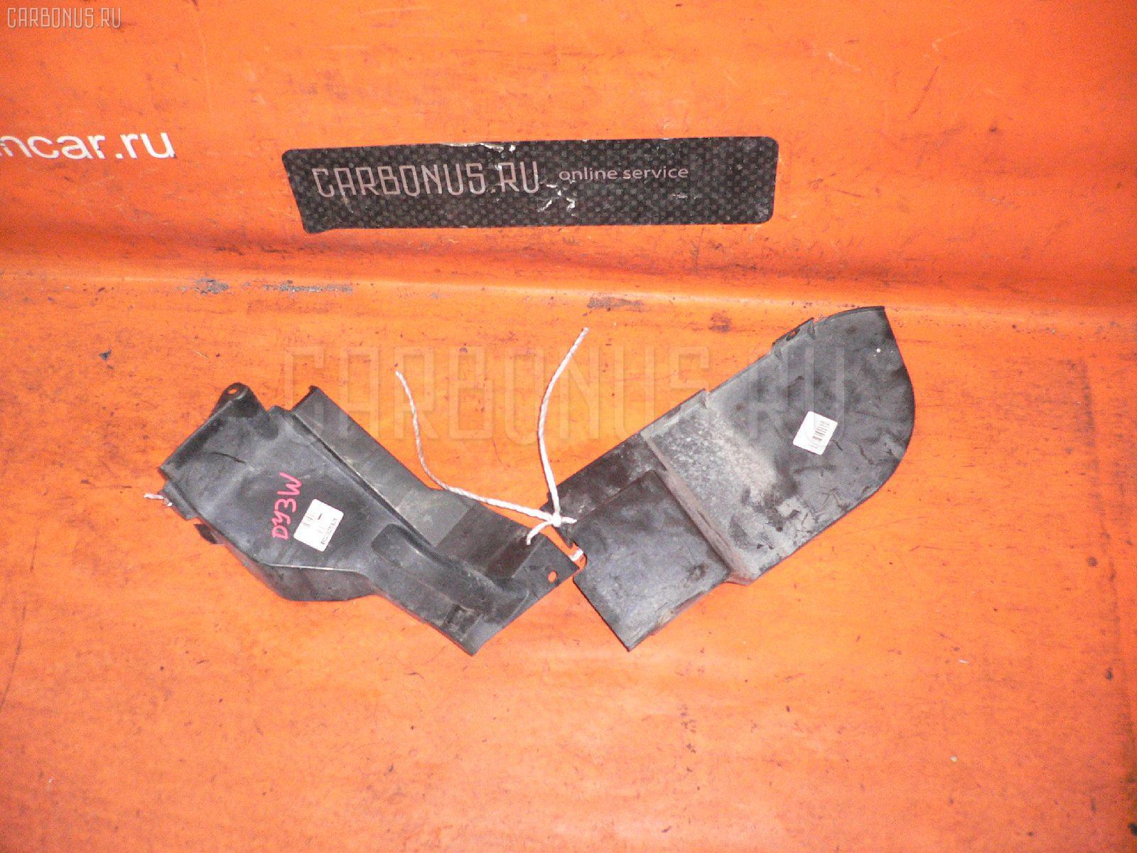 mazda demio dy3w защита двигателя