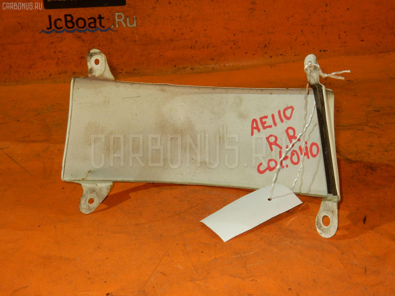 Планка задняя TOYOTA COROLLA AE110. Фото 7