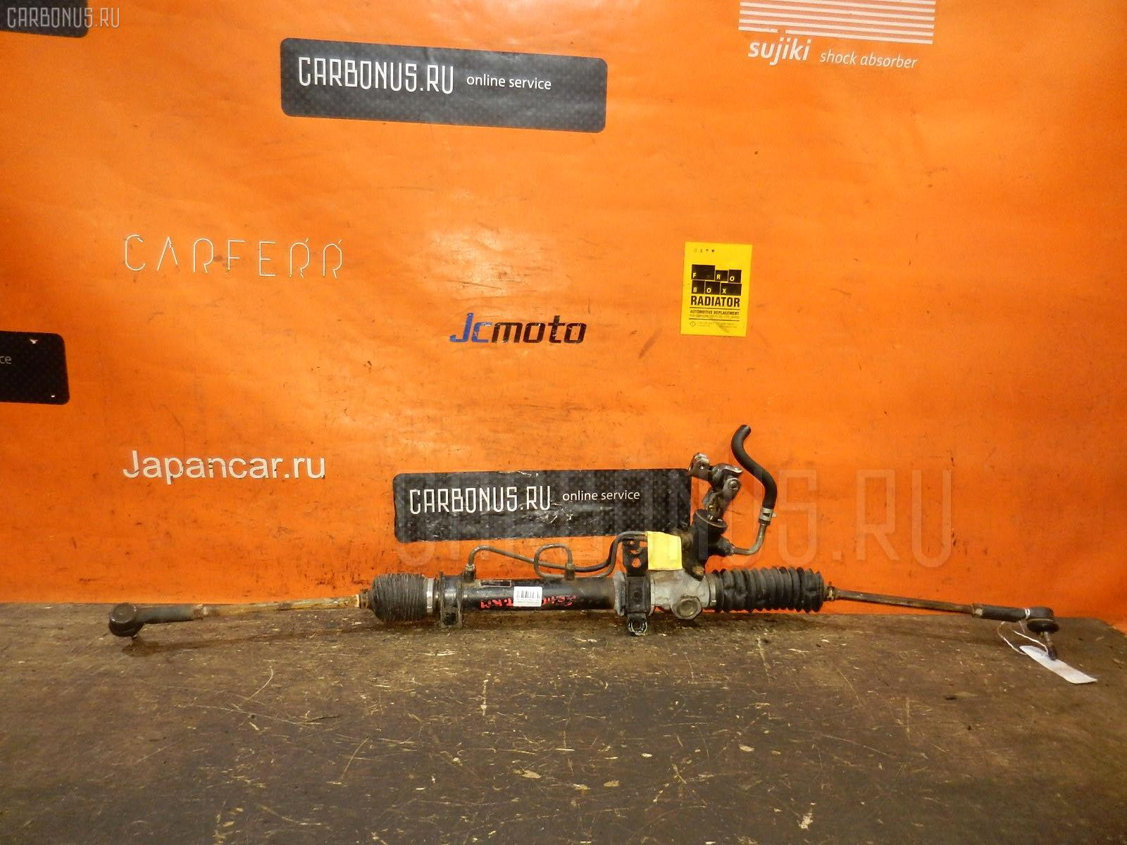 Рулевая рейка TOYOTA COROLLA AE110 5A-FE. Фото 6