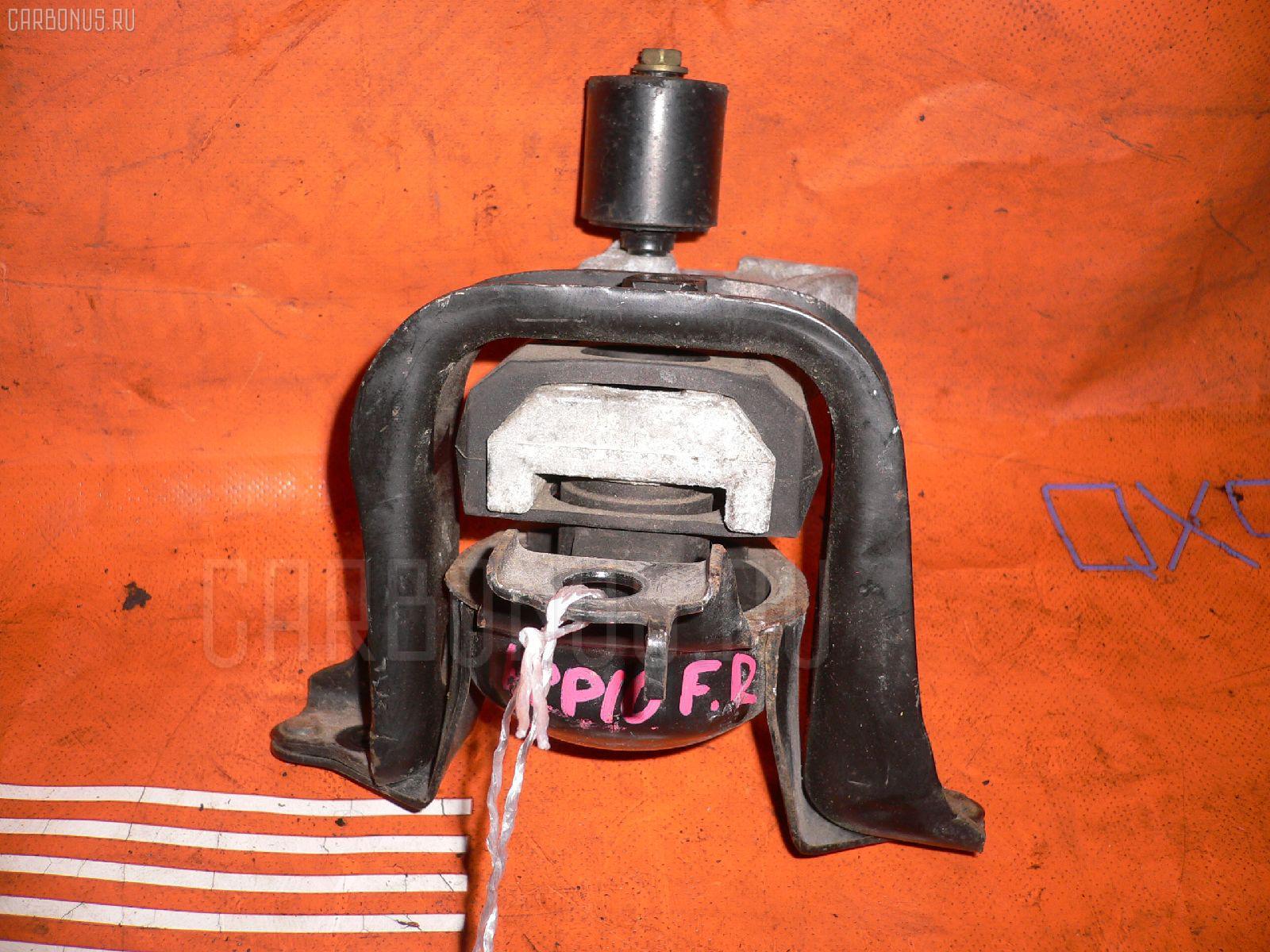Подушка двигателя TOYOTA VITZ NCP10 2NZ-FE. Фото 4