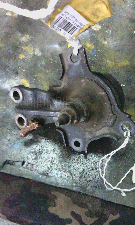 Подушка двигателя HONDA STEPWGN RF3 K20A. Фото 9