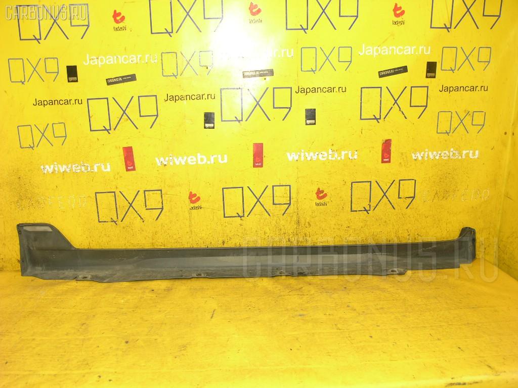 Порог кузова пластиковый ( обвес ) TOYOTA ALTEZZA SXE10. Фото 11
