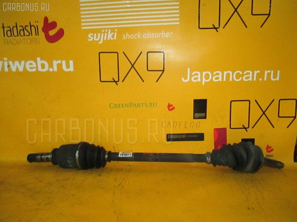 Привод SUBARU FORESTER SF5 EJ20. Фото 4