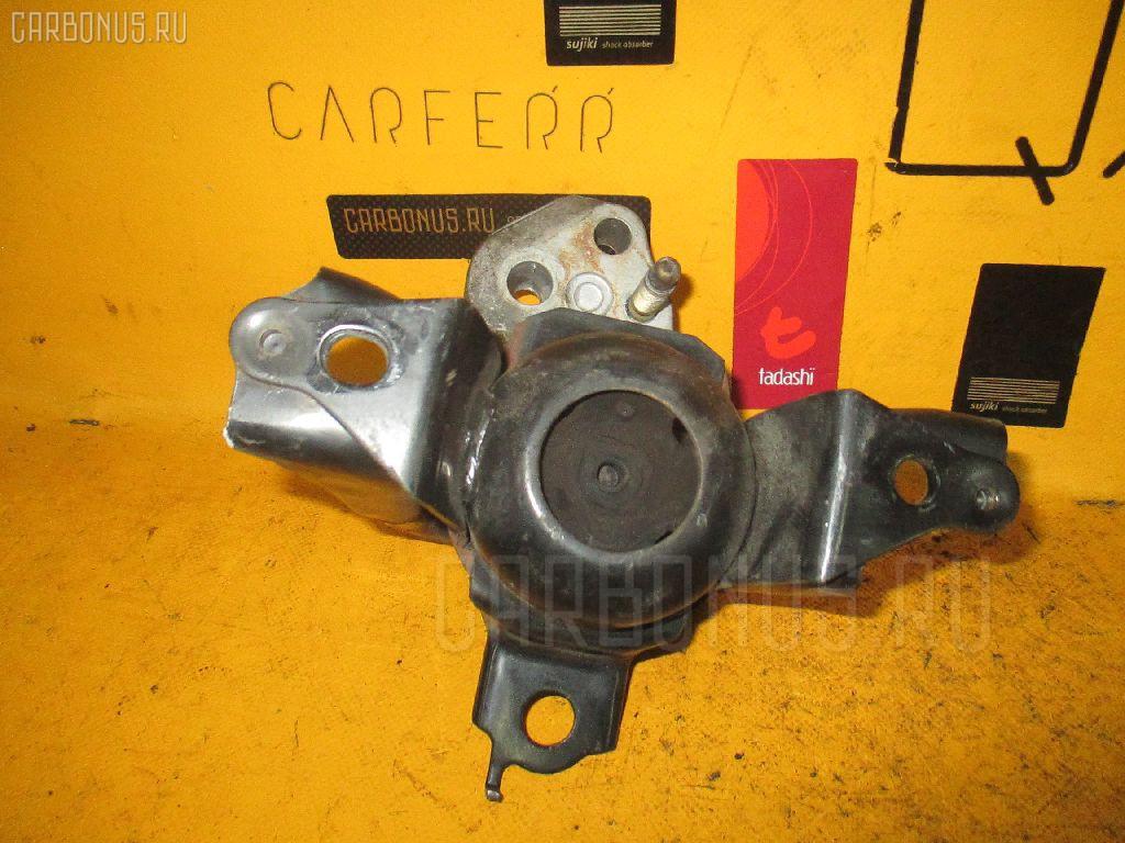 Подушка двигателя TOYOTA BB NCP31 1NZ-FE. Фото 10