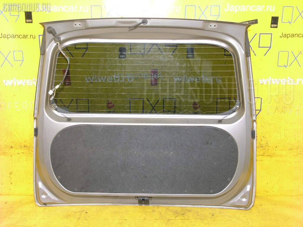 Дверь задняя TOYOTA BB NCP30. Фото 7