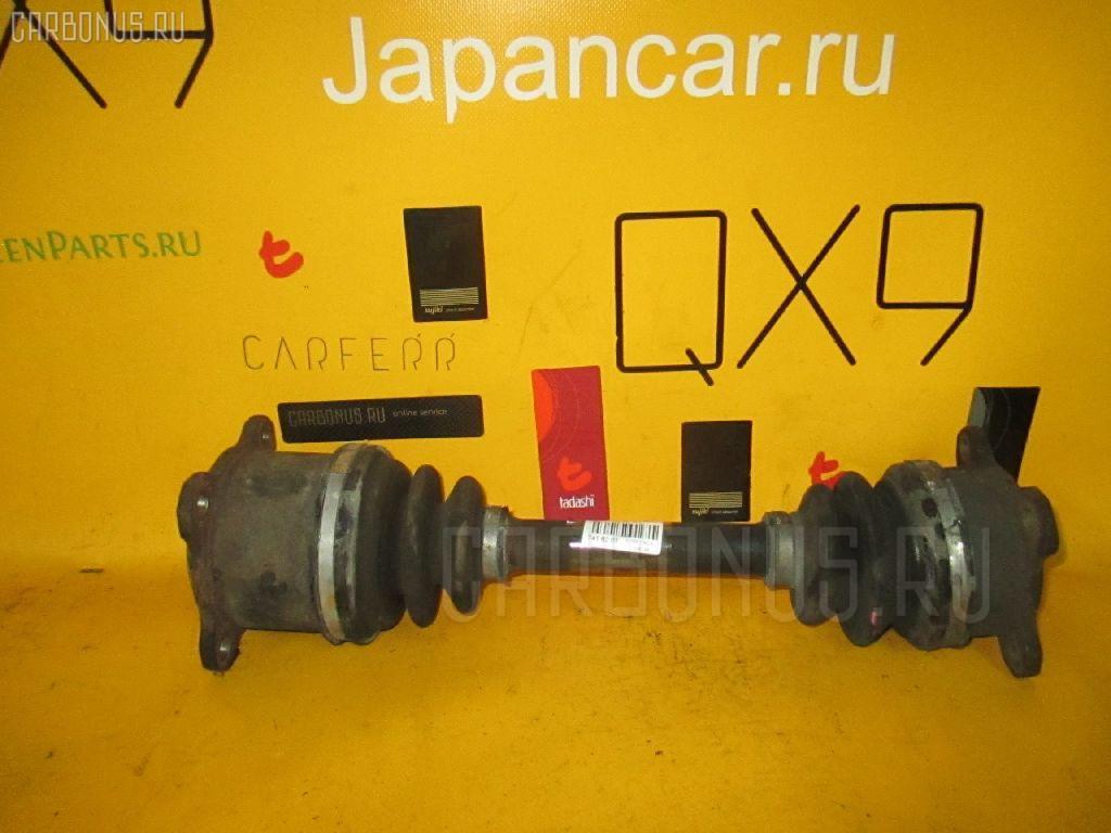 Привод TOYOTA CROWN GS141 1G-FE. Фото 6