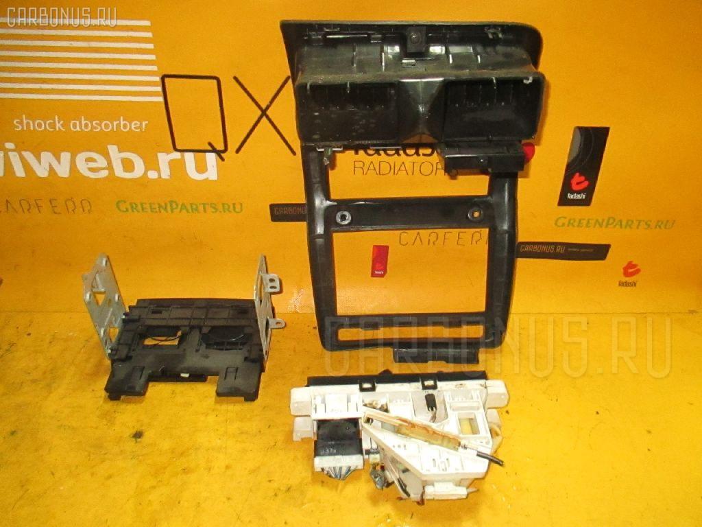 Блок управления климатконтроля NISSAN PULSAR FN15 GA15DE. Фото 11