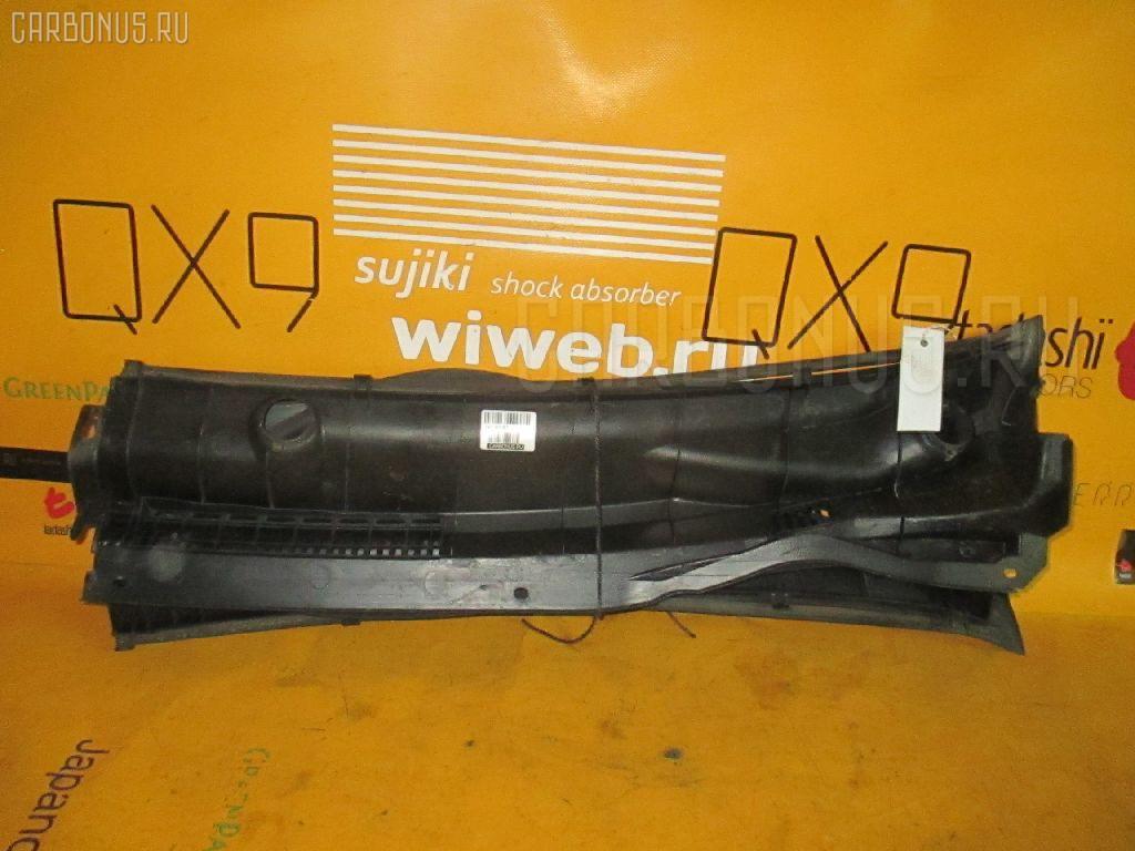 Решетка под лобовое стекло TOYOTA COROLLA NZE121. Фото 6