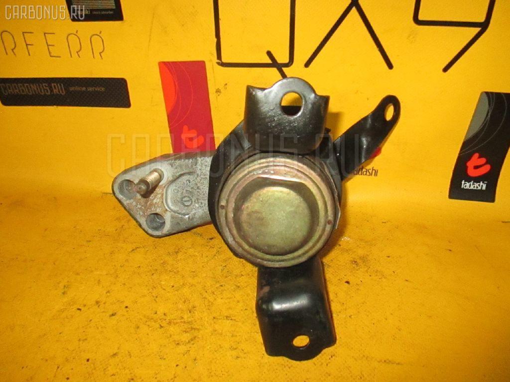 Подушка двигателя TOYOTA COROLLA NZE121 1NZ-FE. Фото 8