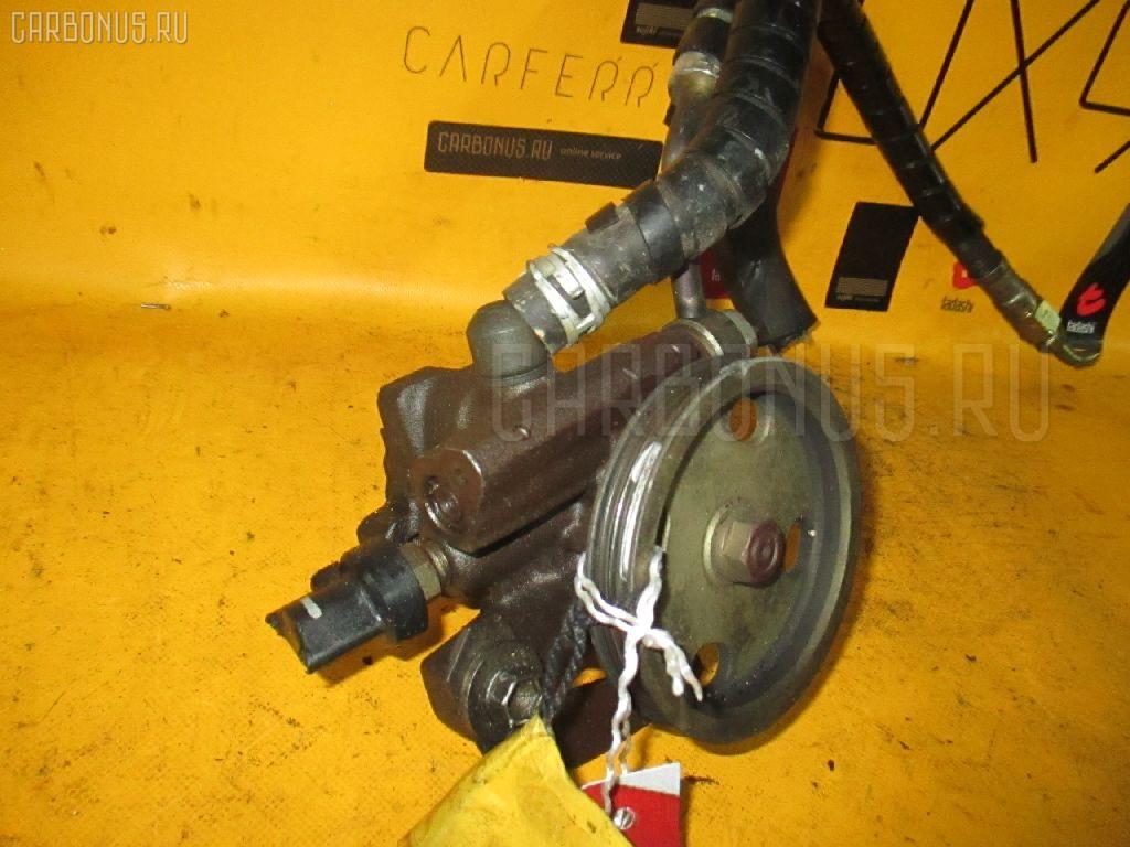 Насос гидроусилителя TOYOTA CAMRY SV40 4S-FE. Фото 6