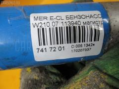 Бензонасос WDB2100702A769503 A0004705994 на Mercedes-Benz E-Class W210.070 113940 Фото 10
