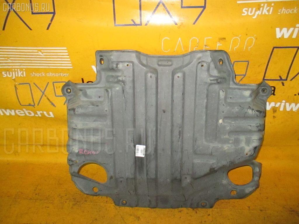 Защита двигателя TOYOTA HIACE REGIUS RCH41W 3RZ-FE. Фото 2