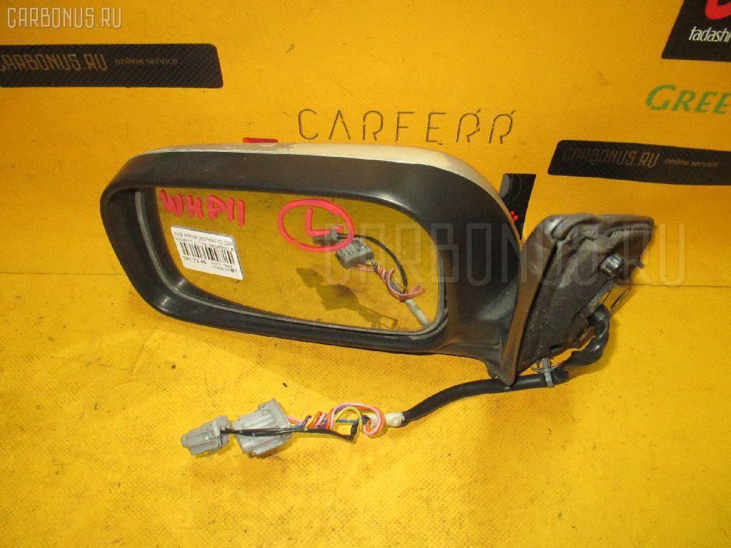 Зеркало двери боковой NISSAN PRIMERA CAMINO WAGON WHP11. Фото 7