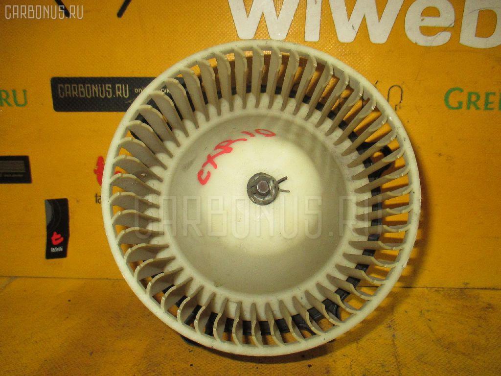 Мотор печки TOYOTA ESTIMA EMINA CXR10G. Фото 9