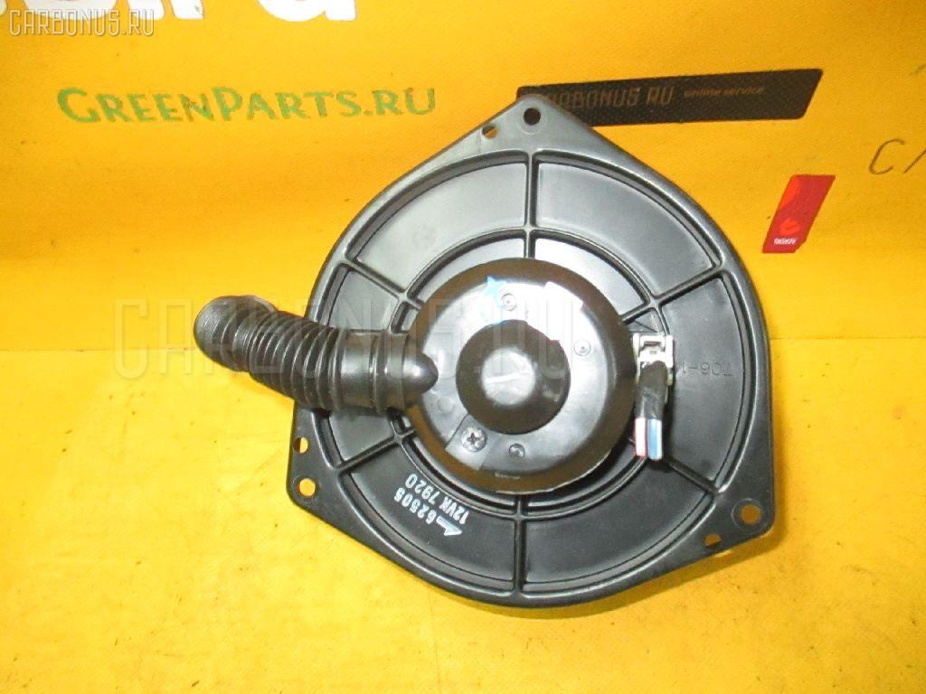 Мотор печки NISSAN PRIMERA CAMINO WAGON WHP11. Фото 10