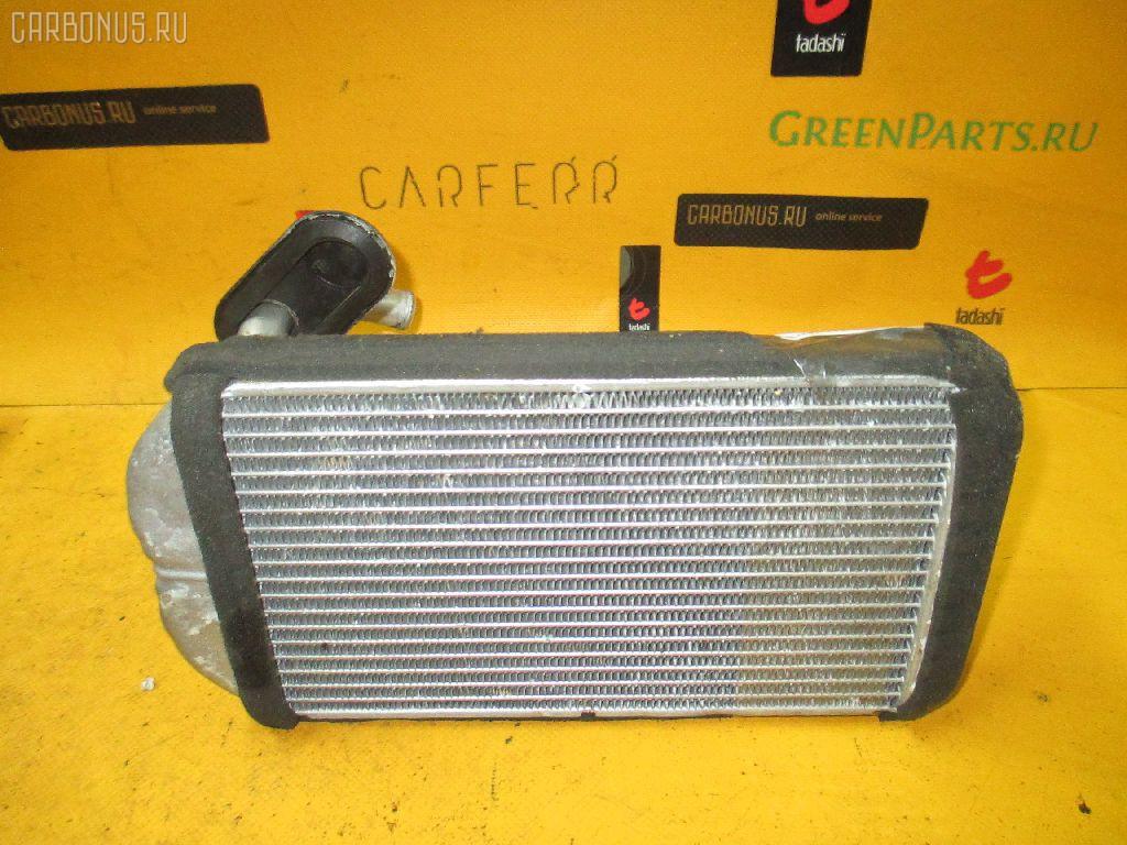 Радиатор печки TOYOTA COROLLA II EL51 4E-FE. Фото 8
