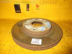 Тормозной диск TOYOTA CROWN JZS155 2JZ-GE Переднее