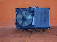 Радиатор ДВС TOYOTA COROLLA AE100 5A-FE