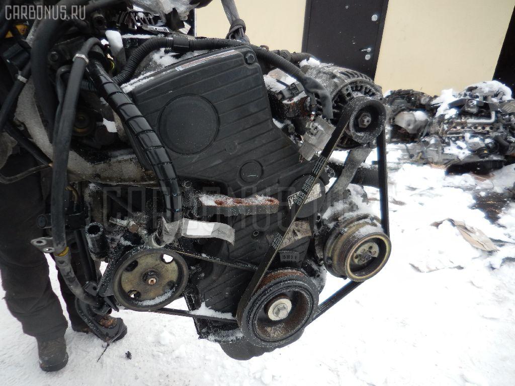 Двигатель TOYOTA VISTA SV30 4S-FE. Фото 2