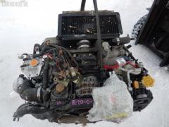 Двигатель SUBARU FORESTER SF5 EJ20T