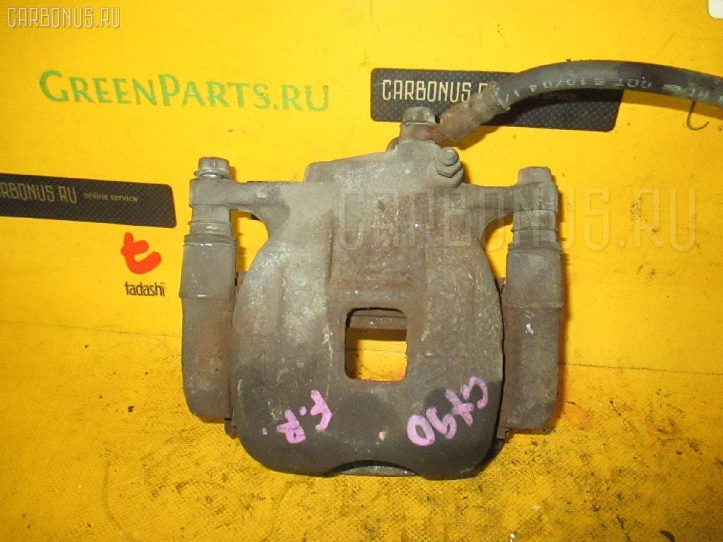 Суппорт TOYOTA MARK II GX90 1G-FE. Фото 4