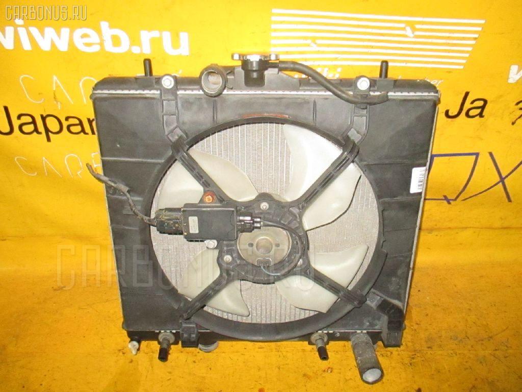 митсубиси паджеро мини з/части радиатора